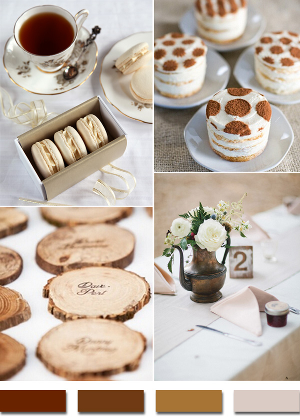 shades-of-brown-2015-rustic-wedding-color-trends